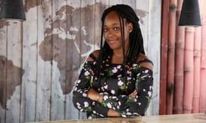 Tech entrepreneur Charlette N'Guessan