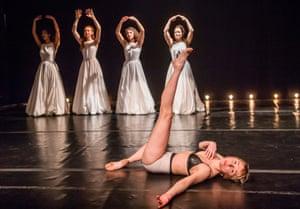 Sandra Klimek in Beautiful by Sweetshop Revolution @ Hackney Showroom