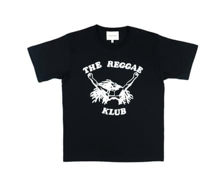 Nicholas Daley's Reggae Klub T-shirt
