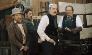 Deadwood ran from 2004-6