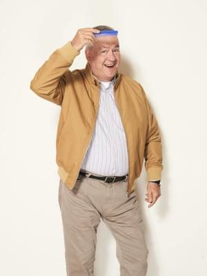 Paul R Mason, 67, RetiredHarrington jacket, £109
