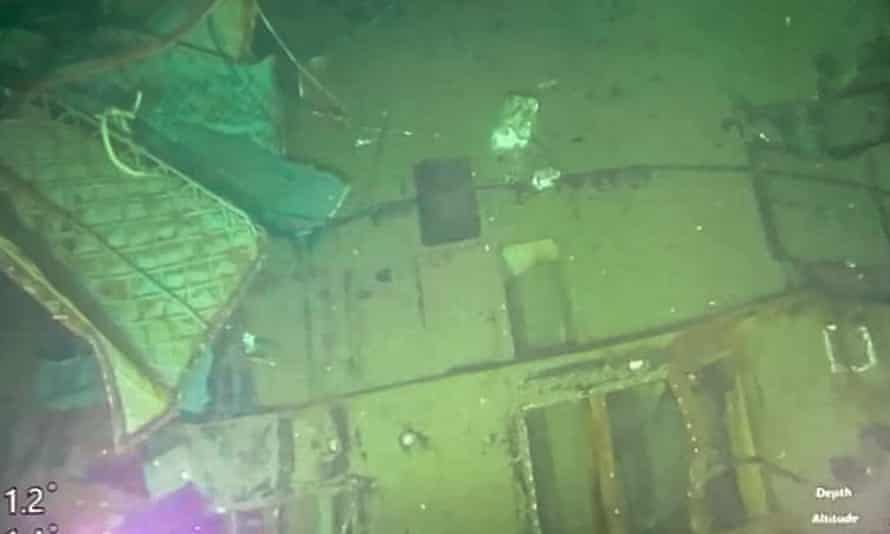 Wreckage from the missing Indonesian navy submarine KRI Nanggala has been found on the seabed near Bali.
