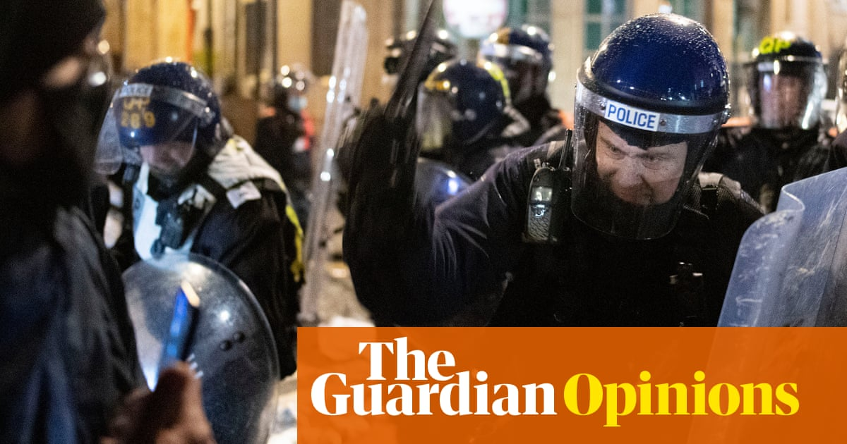 For democracy to thrive, clashes between protesters and police require proper scrutiny