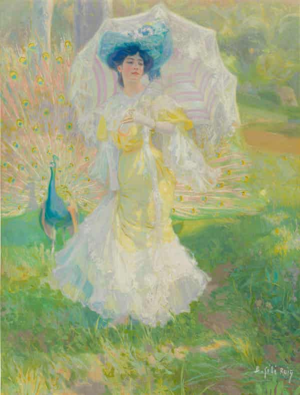 Pride by Baldomero Gili y Roig (1873-1926).