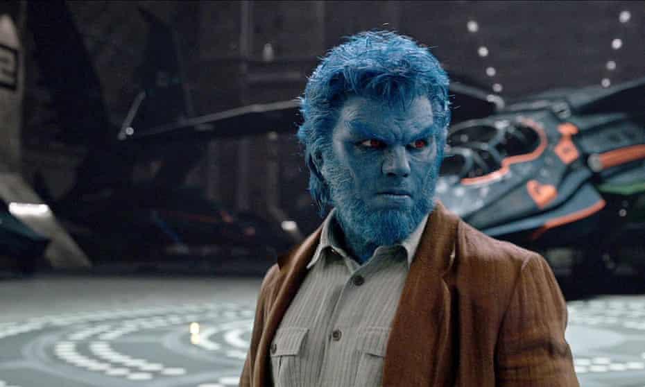 Hoult in X-Men: Apocalypse
