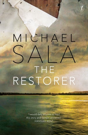 Cover image for The Restorer by Michael Sala