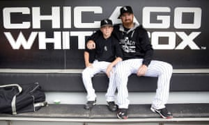 Father and son LaRoche left the White Sox dugout for good in March.