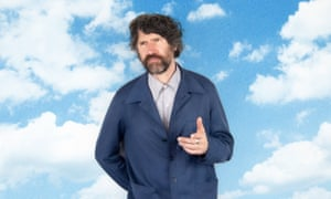 'Remember to wear a cap and spectacles' … Gruff Rhys