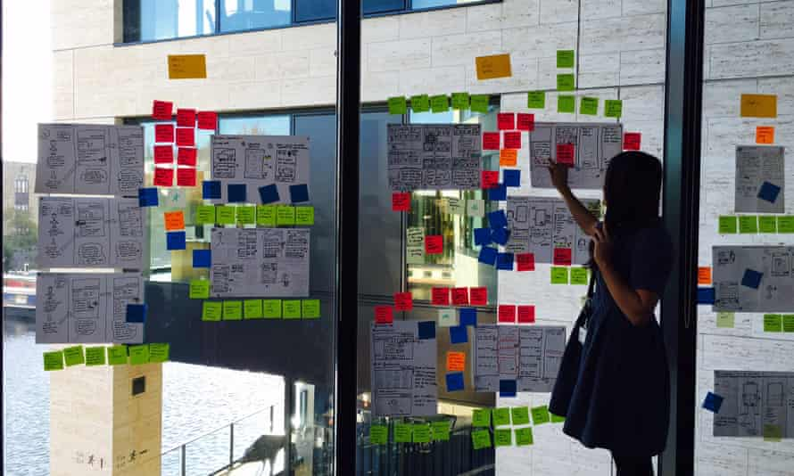 The art of the design sprint