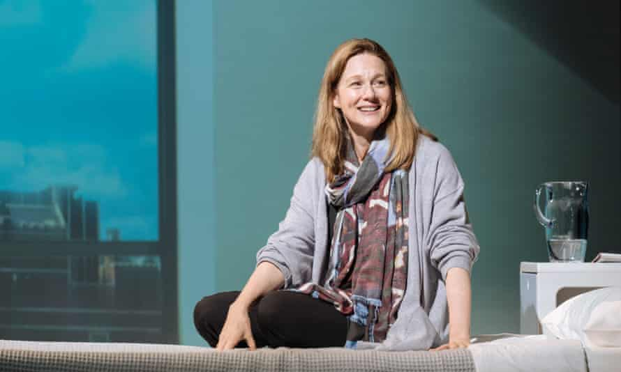 Story full of mysterious resonances … Laura Linney in My Name Is Lucy Barton.
