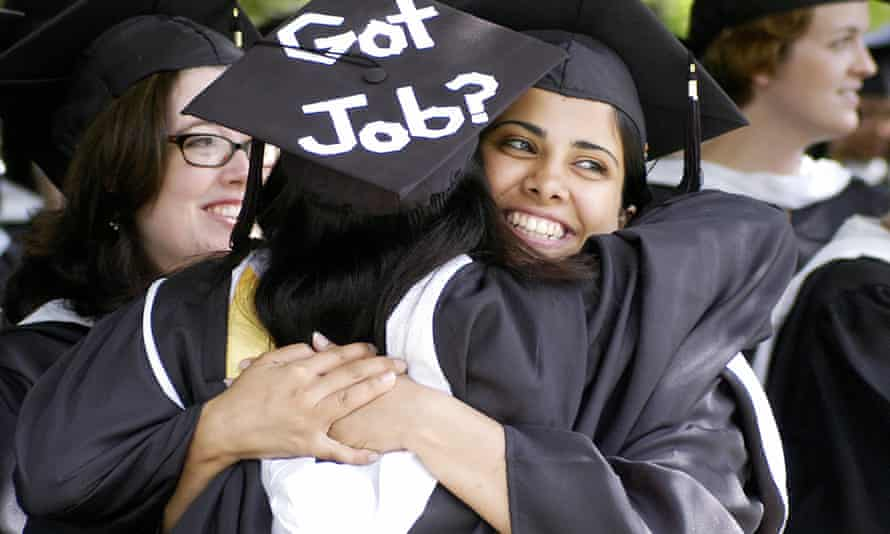 Despite a surge in job postings, the job search has been a long slog for many 2021 graduates, and rejection is part of the process.