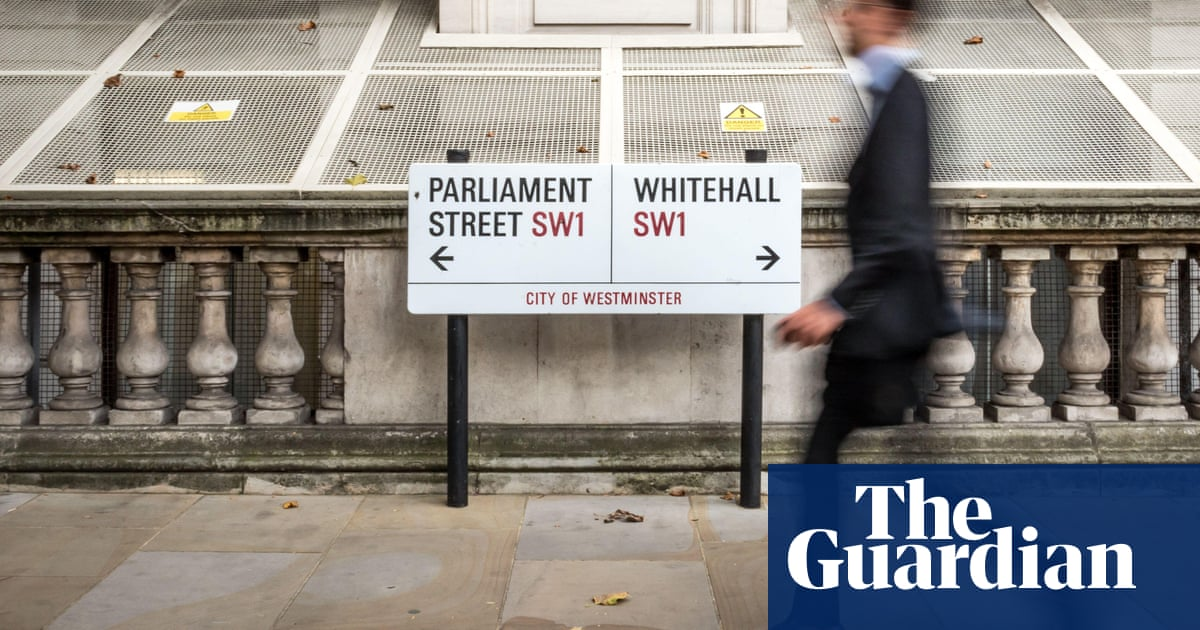 Chair of Whitehall sleaze watchdog laments lack of diversity on panel