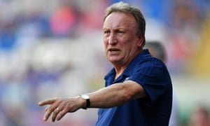 Neil Warnock: up for another feud?