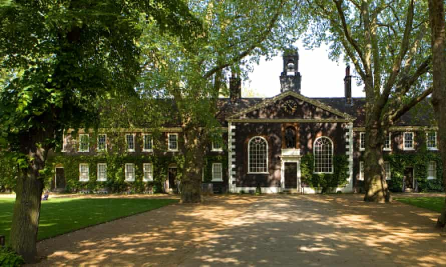 Museum of the Home, formerly the Geffrye Museum,