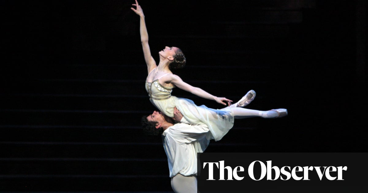 Dance review: Romeo and Juliet / Royal Opera House, London ...