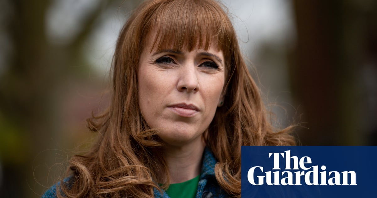 Labour has 'talked down to voters for too long', says Angela Rayner