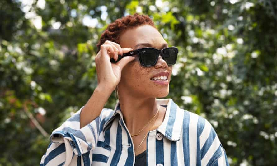 Facebook and Ray-Ban's new smart glasses