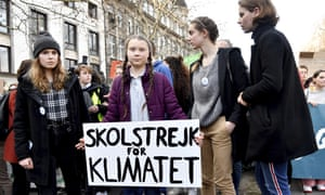 climate protesters