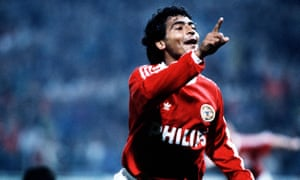 Romario 1989