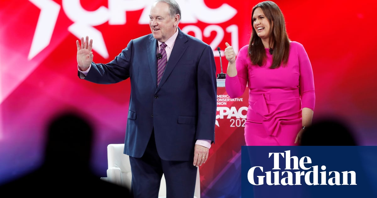 Sarah Sanders promotes 'Trump vaccine' but says Americans should 'pray about it'