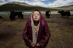 Nomadic Life Threatened on the Tibetan Plateau by Kevin Frayer