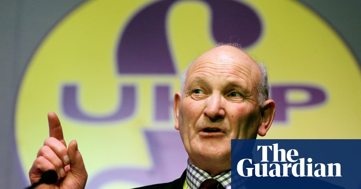 Ukip MEP sparks outrage with report denying human role in climate change