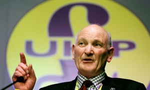 Ukip MEP Stuart Agnew