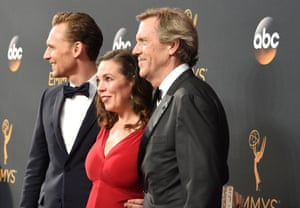 The cast of 'The Night Manager'