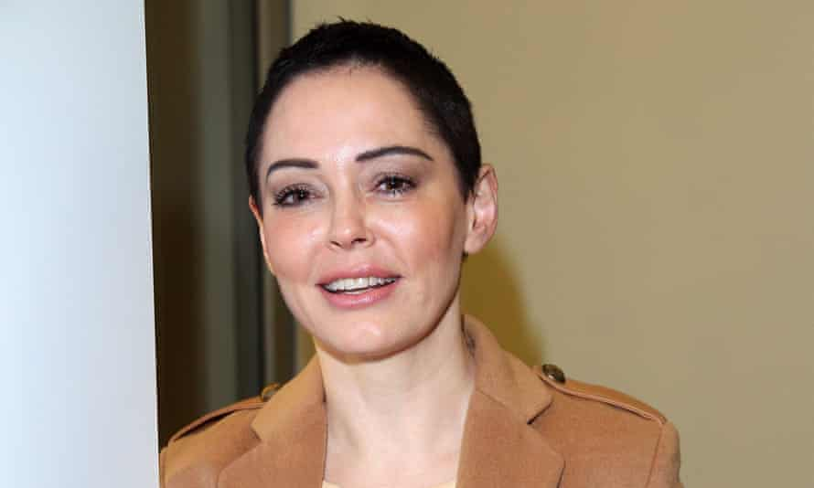 Rose McGowan was 23 when she alleges she was raped in a hotel room by Harvey Weinstein
