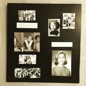 Early photographs of Hillary Rodham