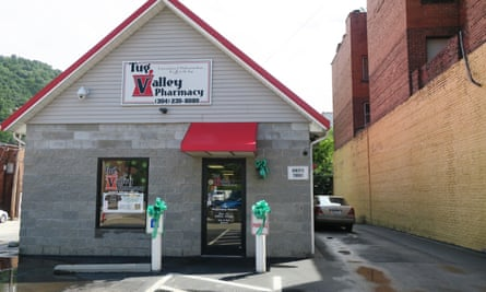 Pharmaceutical distributor McKesson Corp cut off deliveries to Tug Valley Pharmacy in Williamson.
