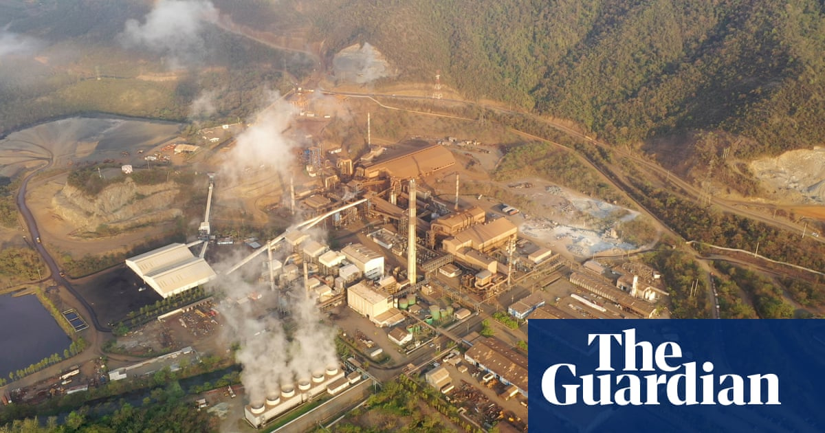 Guatemala court upholds request to suspend work at huge nickel mine