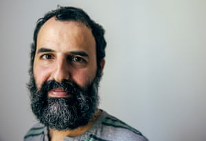 The Israeli poet and novelist Almog Behar who writes in Arabic as well as Hebrew and is one of the key figures among Mizrahi artists rediscovering Arabic speaking culture.