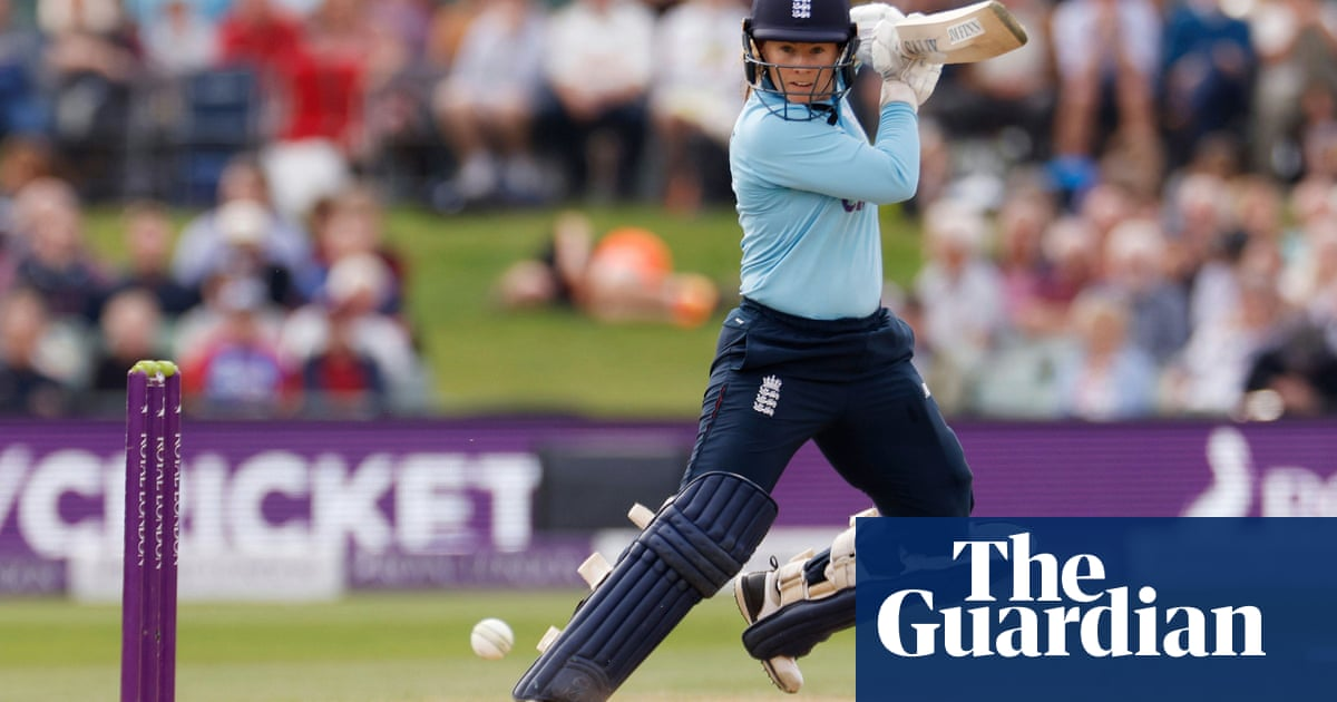 Tammy Beaumont hits brilliant century as England beat New Zealand in last ODI