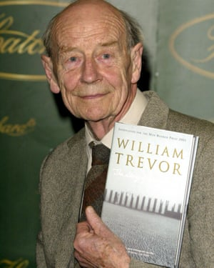 Trevor was shortlisted for the Man Booker for The Story of Lucy Gault in 2002, one of his four nominations.