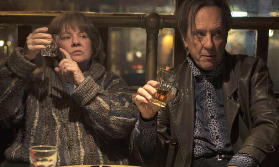 Melissa Mccarthy and Richard E Grantin Heller's Can You Ever Forgive Me?