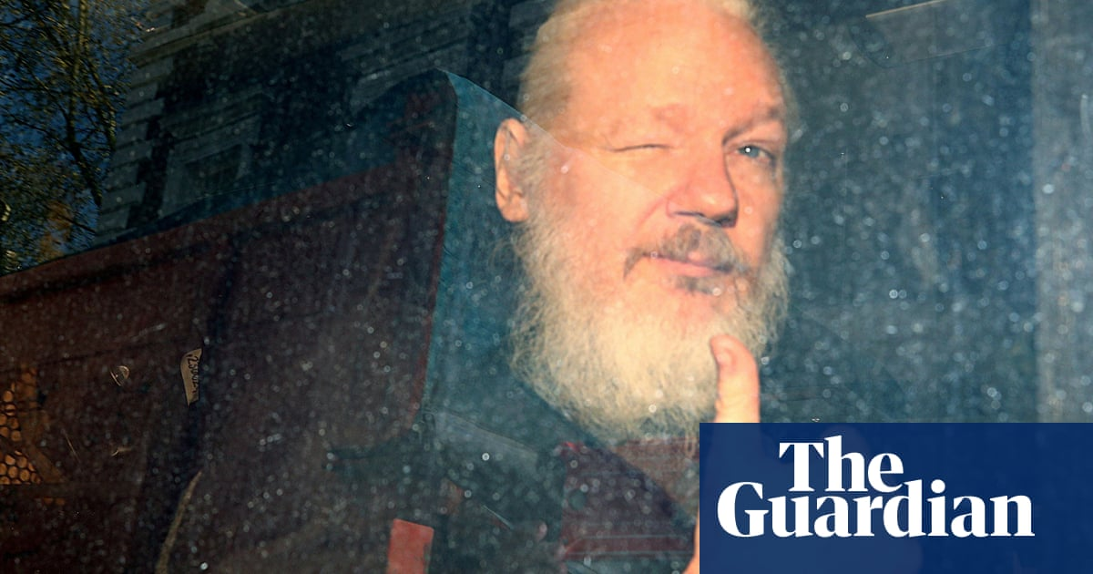 Doubts emerge in US over future of Assange extradition case