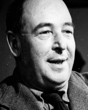 CS Lewis is currently the third most fibbed-about author, according to the Reading Agency