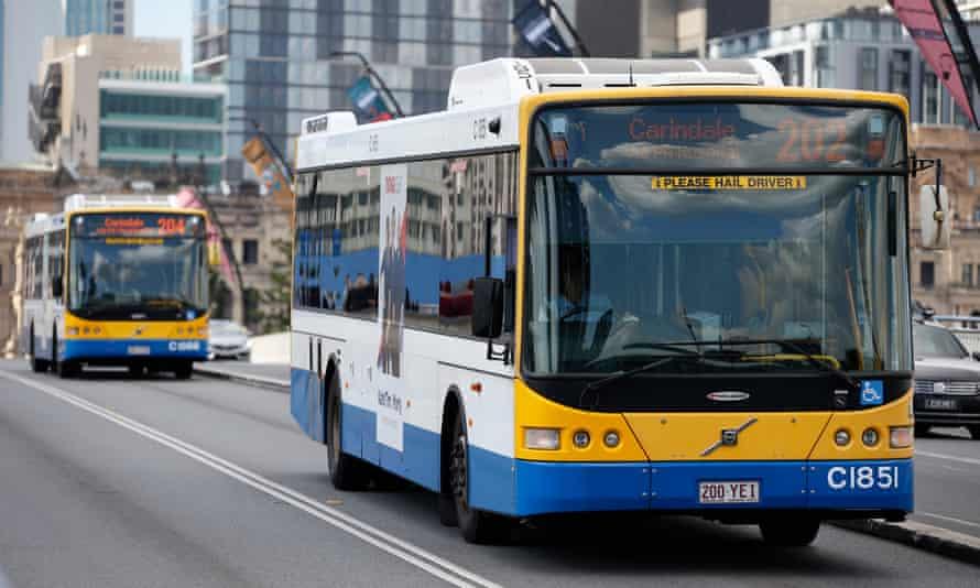 Bus Brisbane
