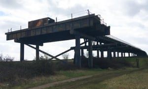 One of the sites on Canvey Island