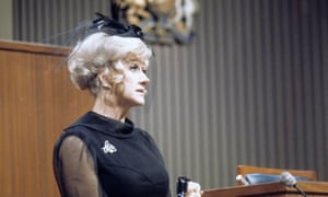 Liz Fraser in ITV's Crown Court, 1973.