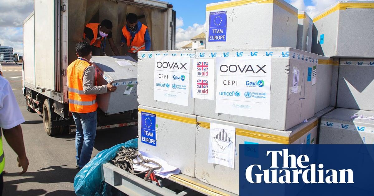 UK's Covid vaccine donations alongside move to block waiver 'shameful'