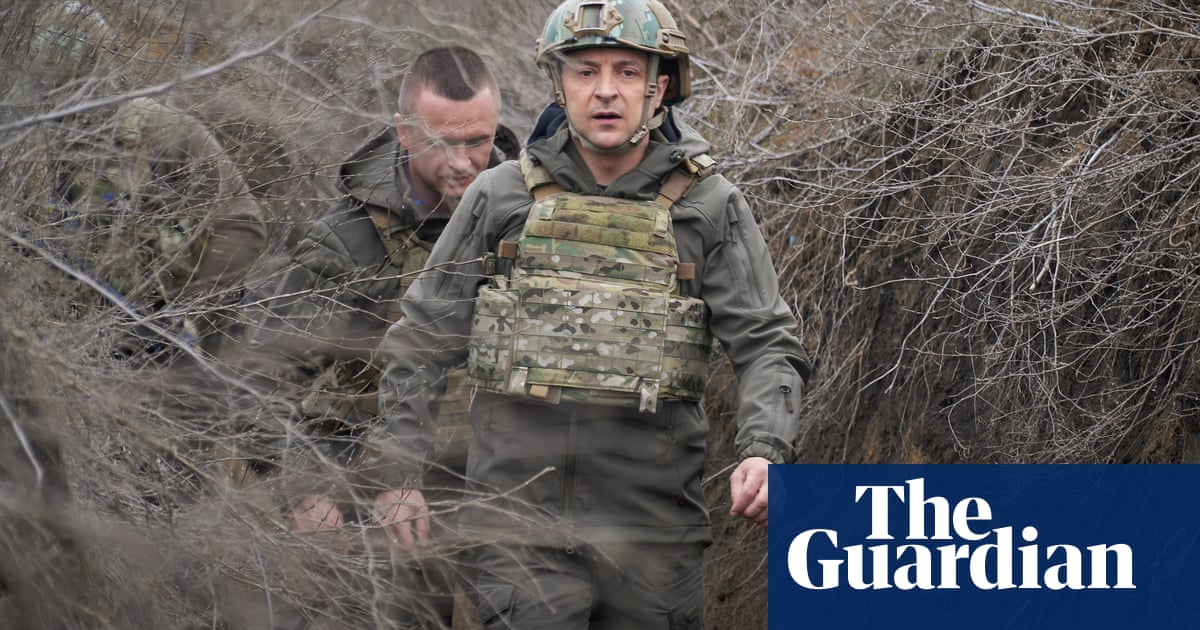 Ukrainian soldier reportedly killed in artillery fire from Russia-backed troops