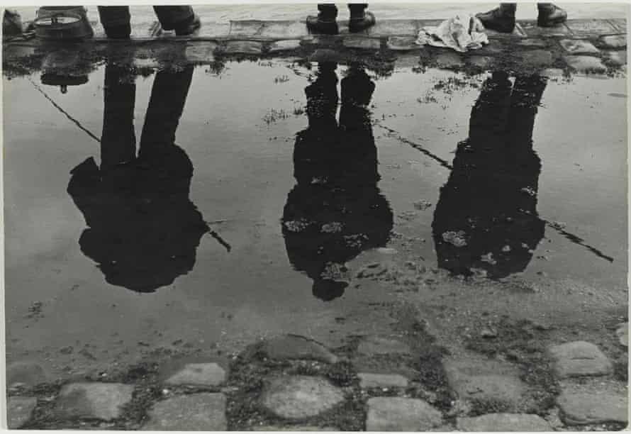 Bords de Seine, Paris, France, 1952.