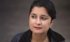 Shami Chakrabarti, the Labour shadow attorney general