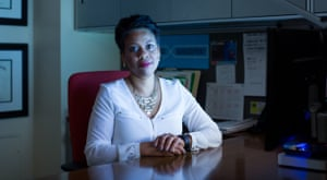 Dr. Michelle Ferrier, Associate Dean for Innovation, Research/Creative Activity and Graduate Studies at Ohio University's Scripps College of Communication, who started Trollbusters - an online resource to help protect journalist, specifically women, from cyber harrassment.