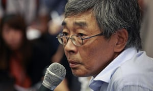 Freed Hong Kong bookseller Lam Wing-kee