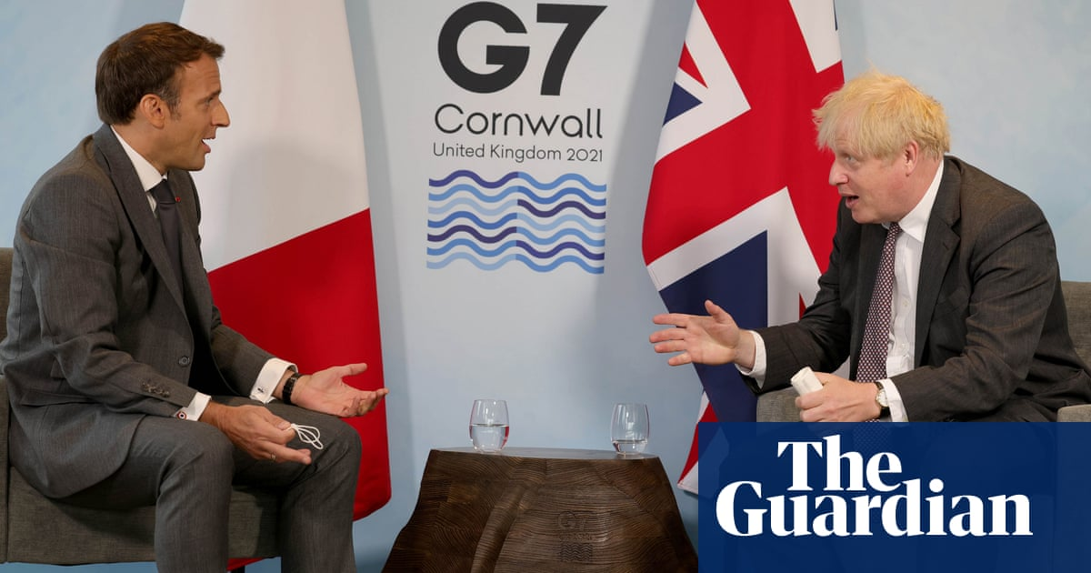 Cynical, shameful and disastrous: Johnson's handling of Northern Ireland