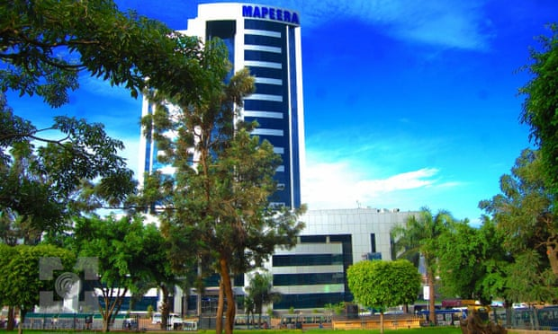 Image result for mapeera house in kampala