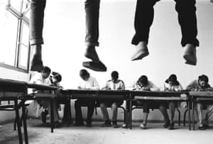 Untitled from The Classroom series, 1994-2002.